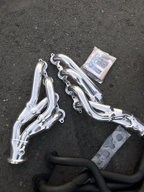 Doug thorley headers ls swap c10 for Sale in Antioch, CA - OfferUp