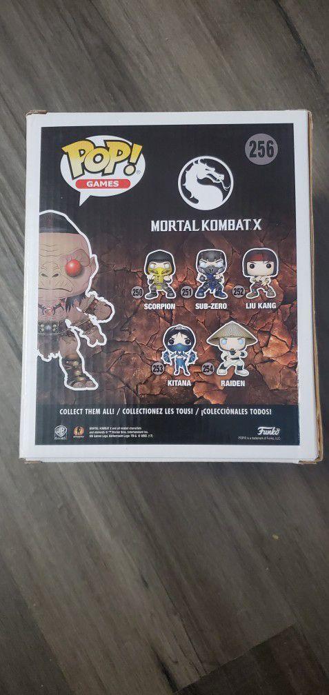Funko POP! Mortal Kombat Goro Gamestop Exclusive