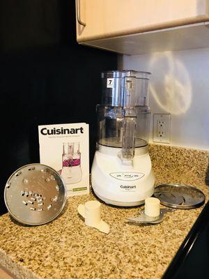 Cuisinart 7-Cup Food Processor DLC-2007N Series for Sale in San Diego, CA