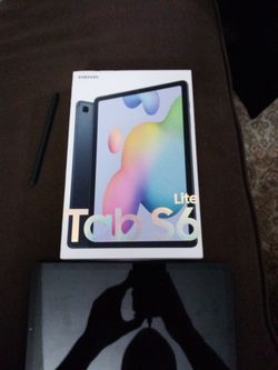 Brand New Samsung Lite Tab S6. Only opened For Pictures Thumbnail