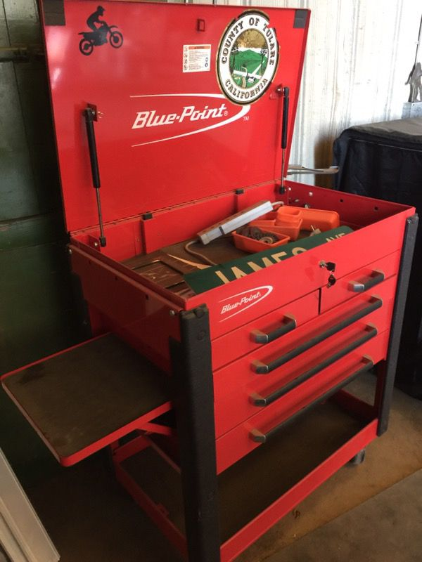 Blue Point Tool Cart >> Blue Point Roll Cart For Sale In Visalia Ca Offerup