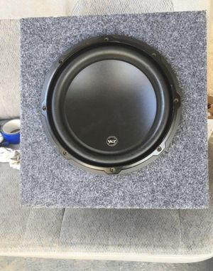 Photo JL AUDIO W3