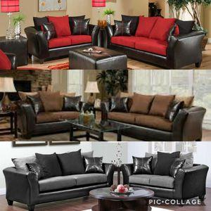 Sofa And Love Seat Set New For In Virginia Beach Va