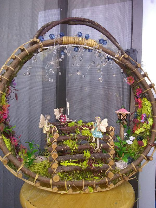 Hanging Fairy Garden For Sale In Chandler Az Offerup