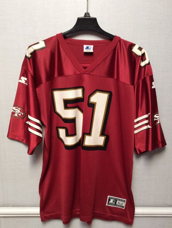 Vintage 49 ers by starter shirt 90s OCaibCG