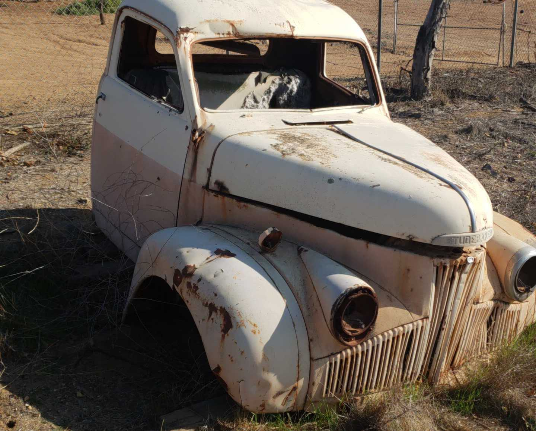 Studebaker cab