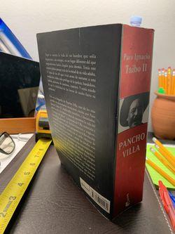 Pancho Villa. Paco I. Taibo II. Thumbnail