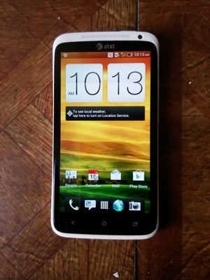 HTC ONE with Beats audio speakers for Sale in Baltimore, MD