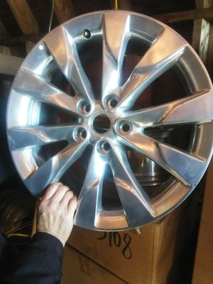 Rims and tires for sale size 20 for Sale in Darnestown, MD