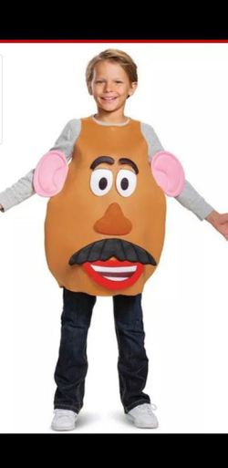 Toy story Mr.. Potato head costume Thumbnail