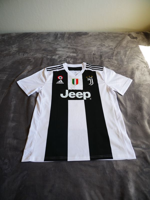 new product b178c fad95 New Juventus Cristiano Ronaldo Jersey messi, Real Madrid, Barcelona, for  Sale in Fremont, CA - OfferUp