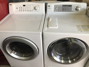 Washer LG and Dryer Kenmore electric for Sale in Kissimmee, FL