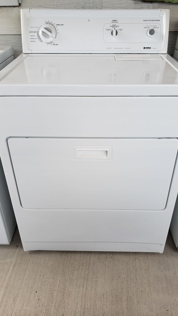 Kenmore 70 Series Electric Dryer For Sale In Dallas Tx