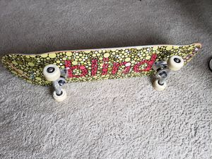 "8.25"" Blind Skateboard w/ extras for Sale in Alexandria, VA"
