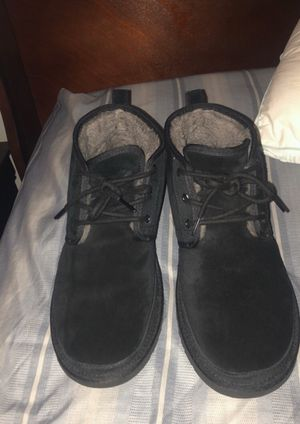 Photo Uggs Black Men size 11