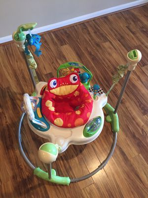Fisher-Price Rainforest Jumperoo for Sale in Frederick, MD