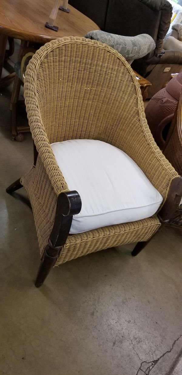 Chair Wickerrelisted Lower Price 2811 E Bell Rd In The Front Building At J K Furniture We Are Another Time Around