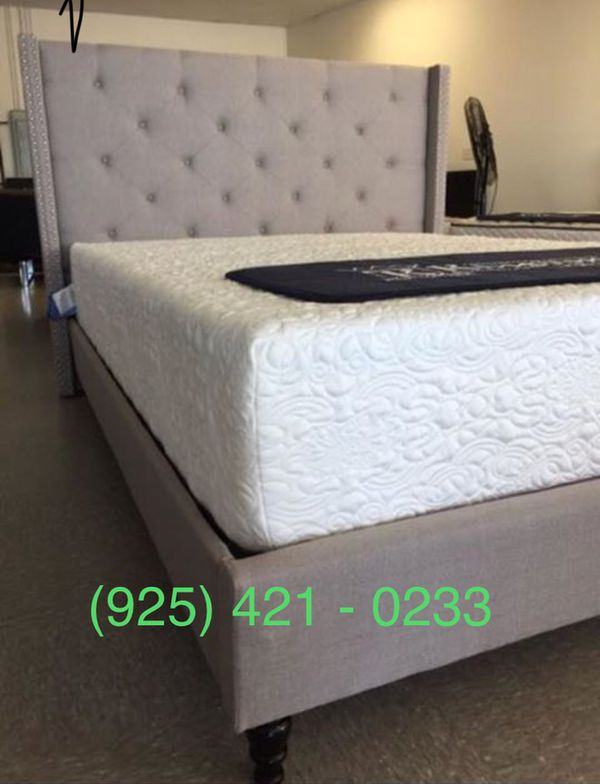 Twin / Full / Queen / King / Cal King   NEW PLATFORM BED FRAME