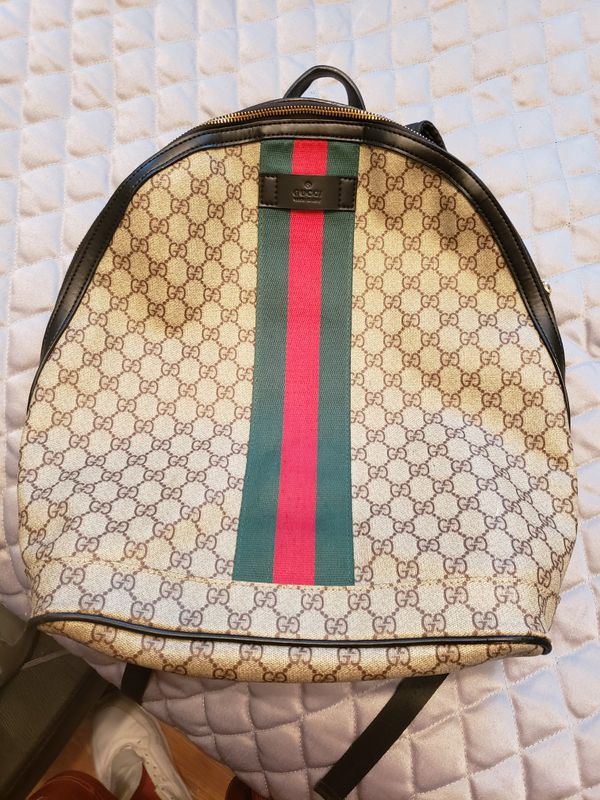 f74eccc5d06 Gucci Back Pack for Sale in Huntsville