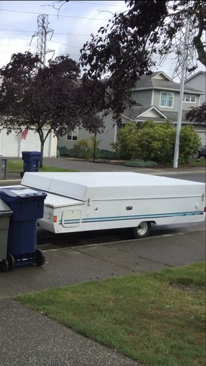 New and Used Pop up campers for Sale in Seattle, WA - OfferUp