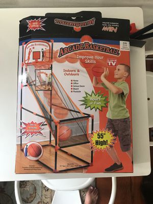 Arcade style basketball game for kids for Sale in San Diego, CA
