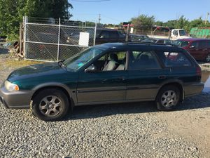 1998 Subaru Outback Awd 200k Hwy Miles runs and drives!!! for Sale in Temple Hills, MD