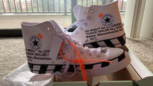off whites Converse |Air Jordan 5 fresh prince| adidas solar hlide Hu for Sale in Arlington, VA