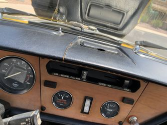 1979 Triumph Spitfire Thumbnail