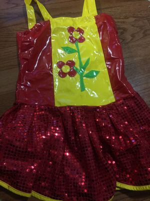 Costume dress ( flower girl) for Sale in Annandale, VA