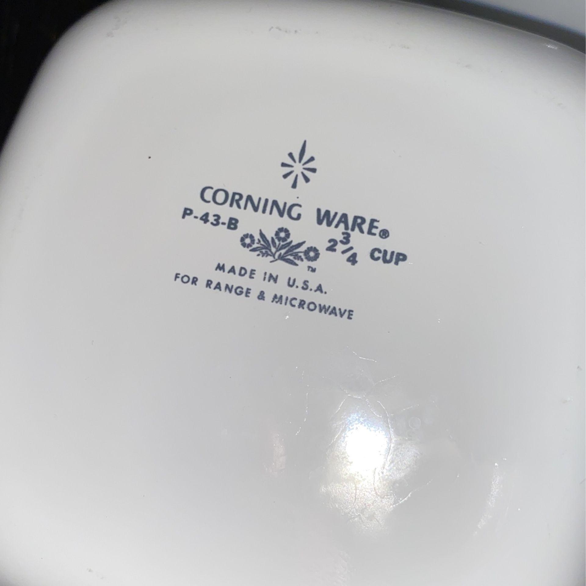 Corningware Set 4