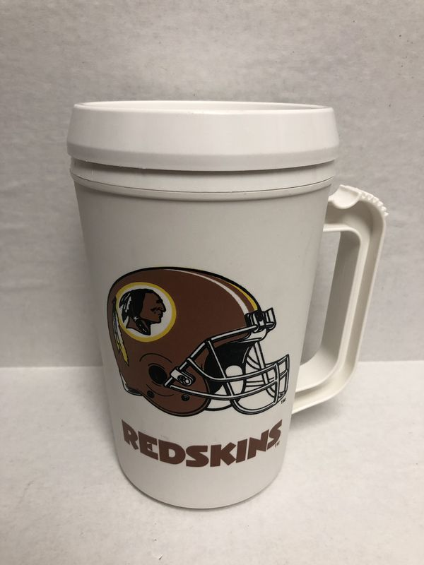 vintage washington redskins large mug  sale  tampa fl offerup