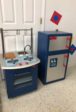 Rare Pottery Barn Children\'s Kitchen Set, Kids Toys for Sale ...