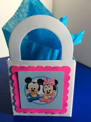 10 Mickey & Minnie Mouse Birthday Party Boxes for Sale in Winston-Salem, NC
