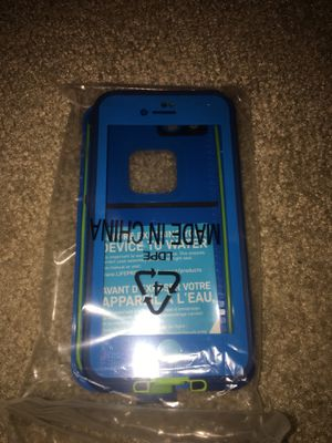 Lifeproof Case iPhone 8 and 8s for Sale in Germantown, MD