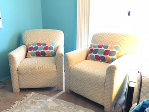 Love seats!!! That you'll love for Sale in Washington, DC