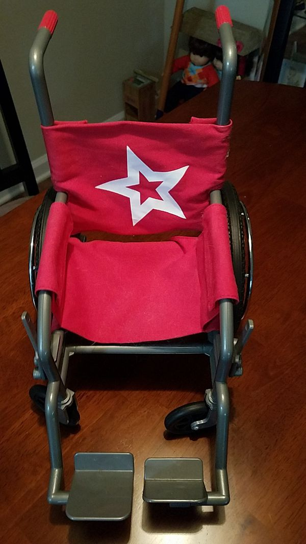 American Girl doll wheelchair for Sale in Myrtle Beach, SC - OfferUp