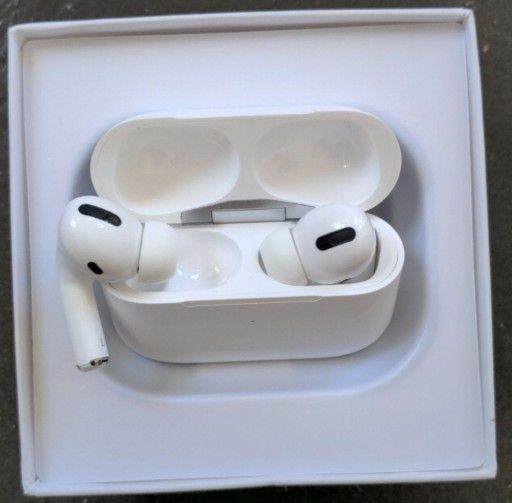Airpod Pro - New In Box - Unbranded - Lot Of 3 Pairs