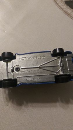 """1982 Hot Wheels """"The Weise Brothers"""" Thumbnail"""