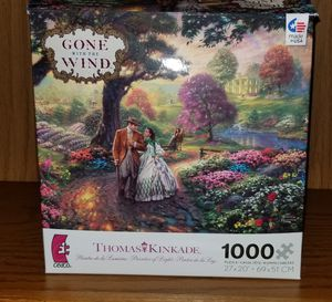 Photo New! Gone with the Wind puzzle