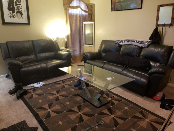 Selling This Living Room Set Couches And Recliners For