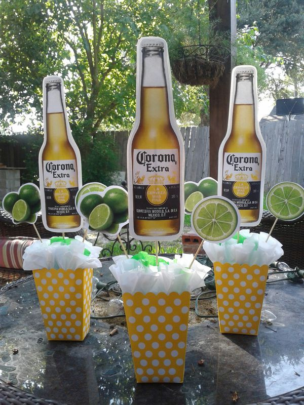 Corona beer center pieces and more (pinatas) for Sale in Houston, TX -  OfferUp