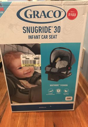 Infant car seat new!!! Es nuevo for Sale in Wheaton, MD