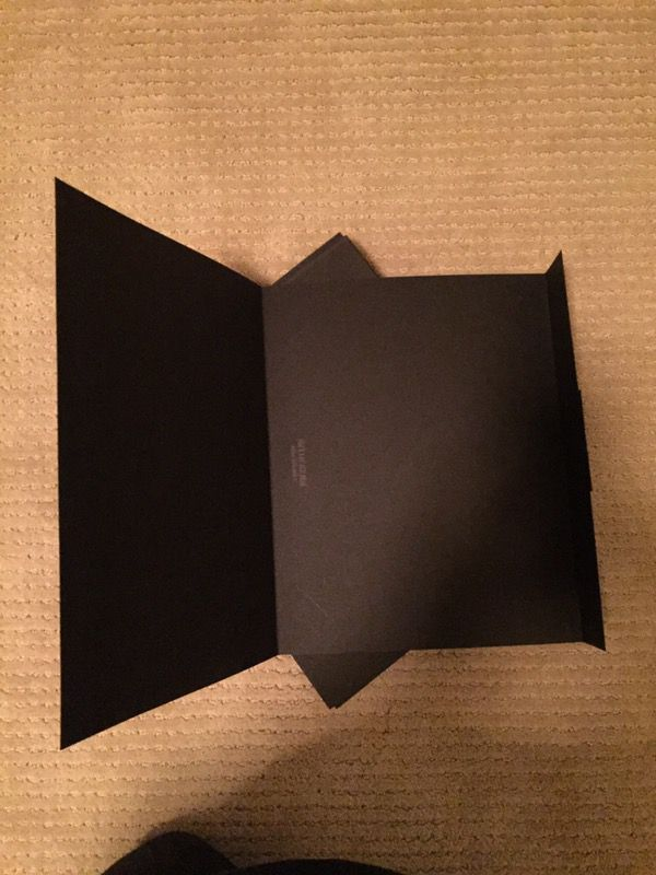 Certificate Or Award Folder 29 Black For Sale In Fillmore Ca