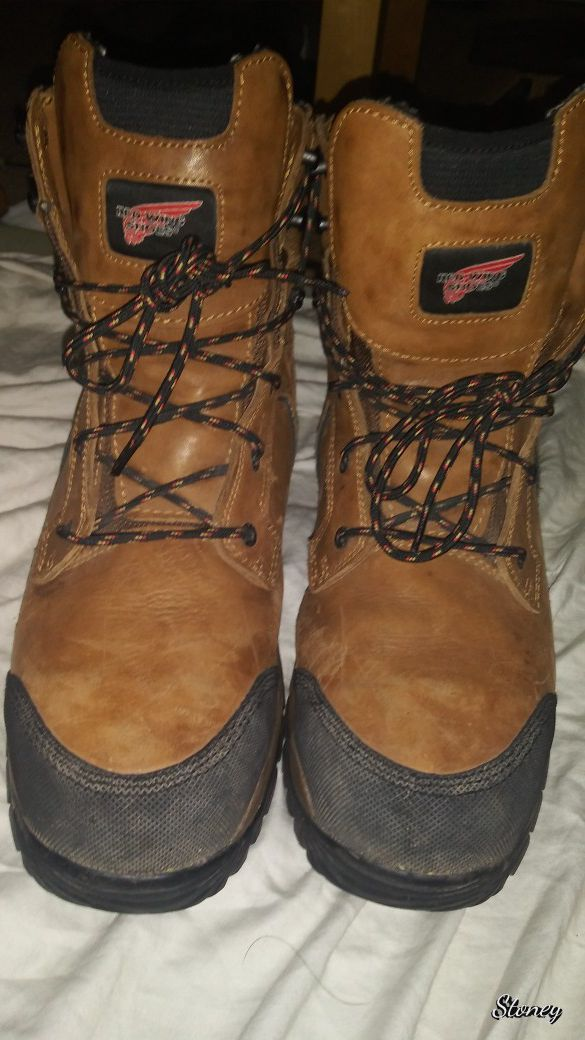 c4a5b6079a6 New and Used Red wing boots for Sale in Milpitas, CA - OfferUp