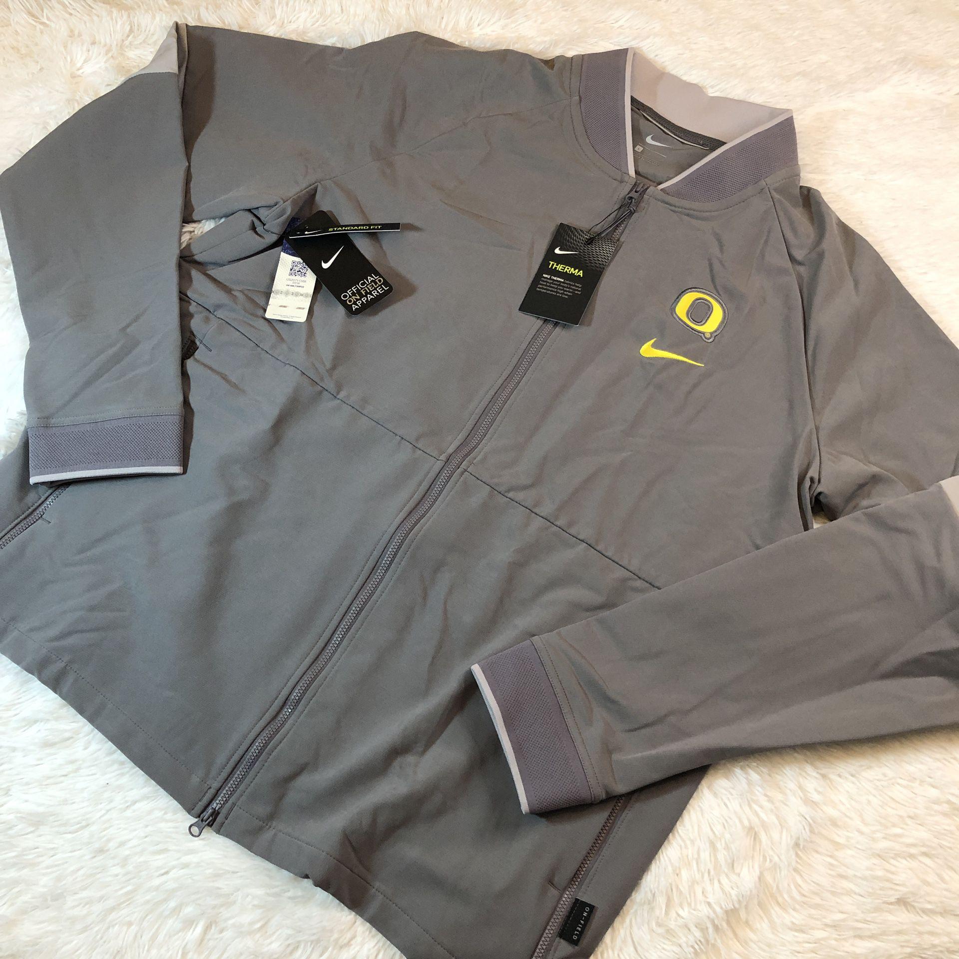 Nike Oregon Ducks Therma Jacket