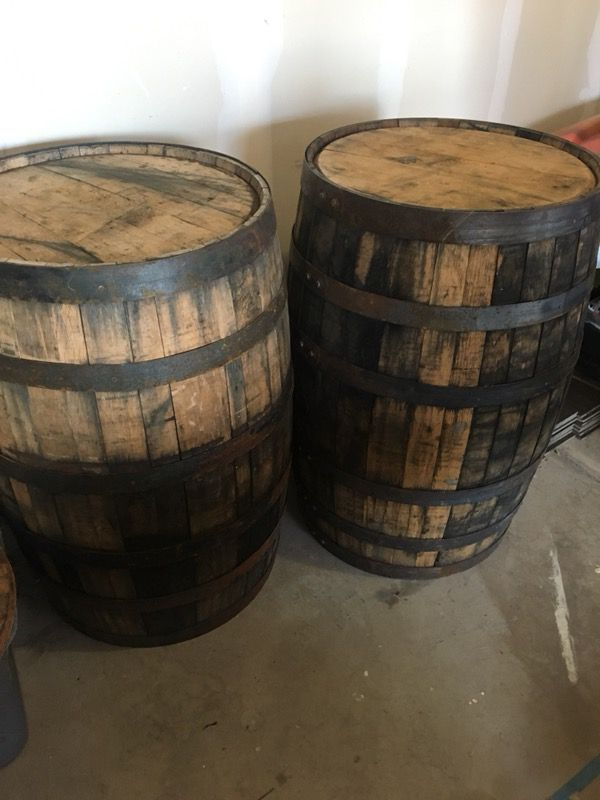 Whiskey Barrels Kentucky For Sale In Colorado Springs Co Offerup