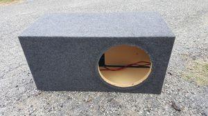"""12"""" sub box for Sale in Columbia, VA"""