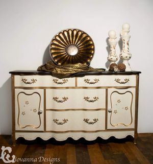 French Provincial buffet, sideboard,server for Sale in Sykesville, MD