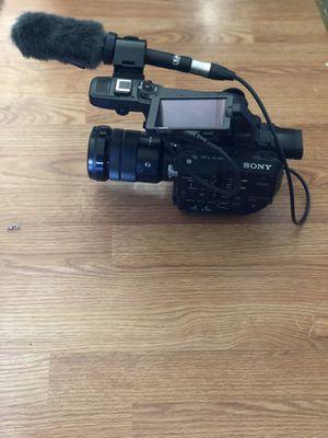 Sony FS5 4K for Sale in Farmville, VA