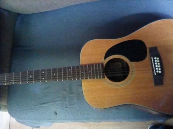 Bentley Model 5118 12 String Acoustic Guitar For Sale In Ventura Ca